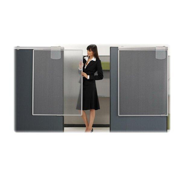 Quartet Lightweight Workstation 2 Panel Room Divider, 48 H x 36 W by Acco Brands, Inc.