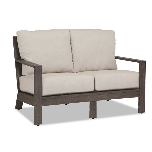 Laguna Loveseat with Cushions by Sunset West