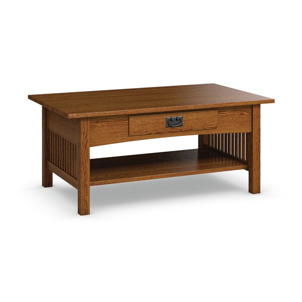 Workbench Classics Coffee Table by Caravel