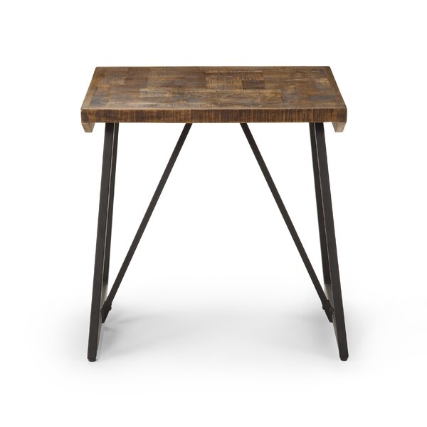 Evander End Table by 17 Stories