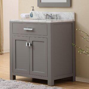 30 bathroom vanity with sink.  30 Inch Bathroom Vanities You ll Love Wayfair