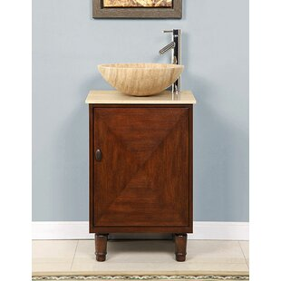 Best Reviews Royster 20 Single Bathroom Vanity Set By World Menagerie