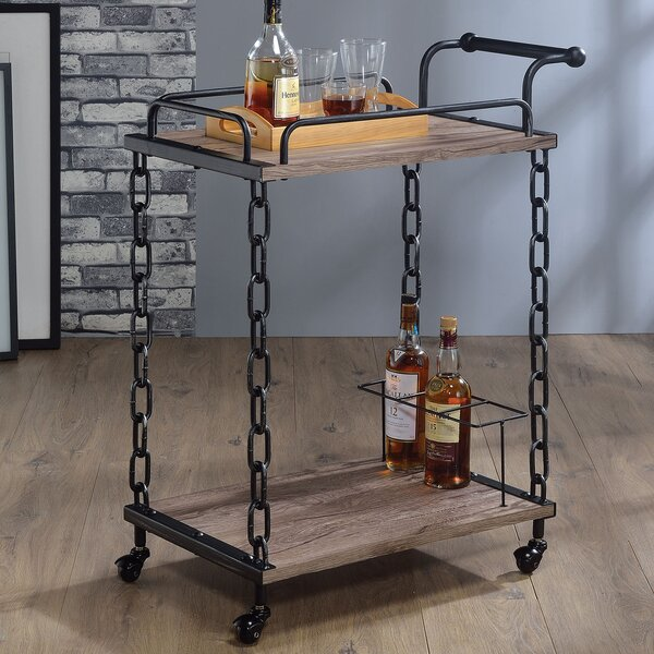 Lytchett Bar Cart by Williston Forge