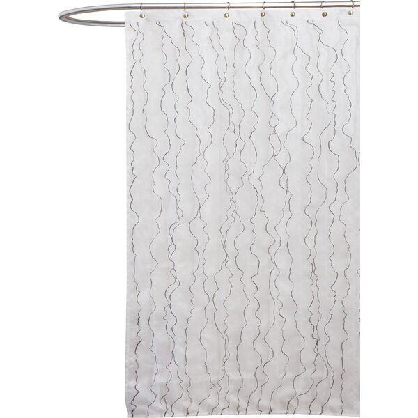 Lisle Shower Curtain by One Allium Way
