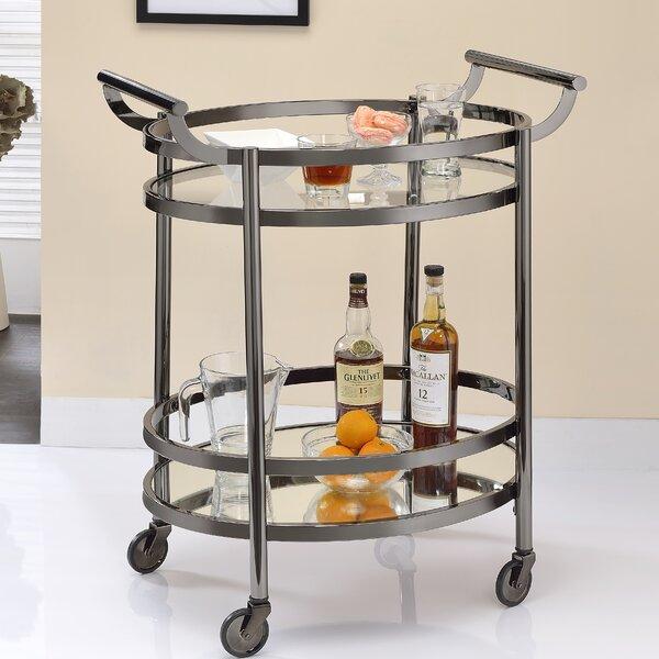 Miller Bar Cart by Mercer41