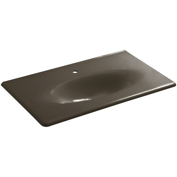 Iron Impressions 38 Single Bathroom Vanity Top by Kohler