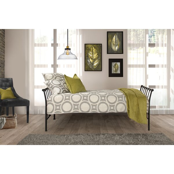 Ebro Midland Backless Daybed by Ebern Designs