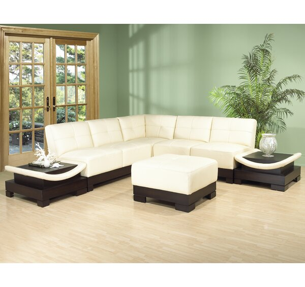 Mirage Sectional by Hokku Designs