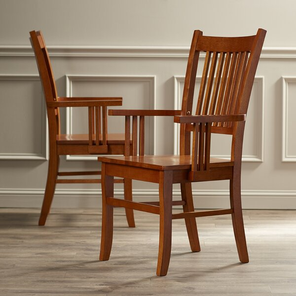 Pemberville Arm Chair (Set of 2) by Alcott Hill