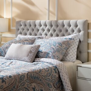 Bennett Queen Upholstered Panel Headboard