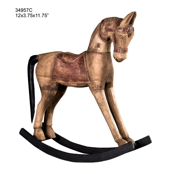 Alvin Rocking Horse by STYLE N LIVING