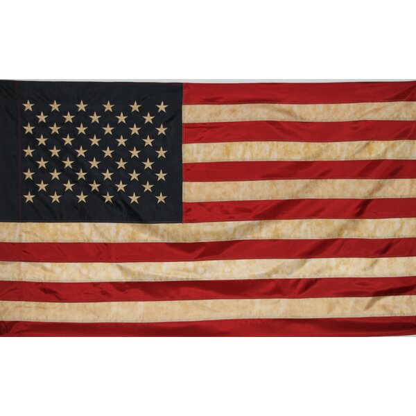 American Heritage Edition Traditional Flag by Founding Fathers Flags