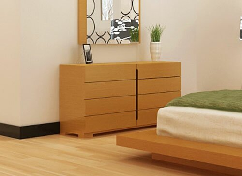 Failand Modern 8 Drawer Double Dresser by Brayden Studio