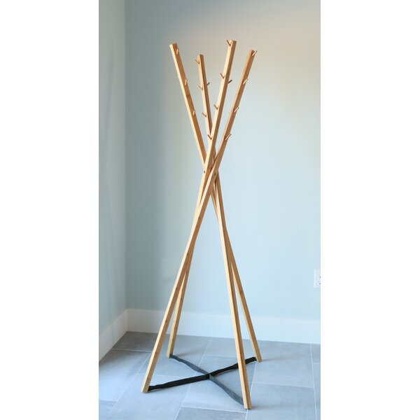 4 Pole Coat Rack by In This Space