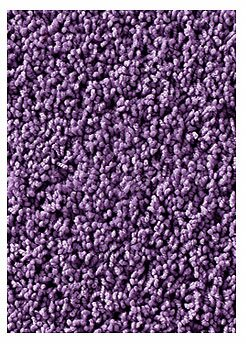 Soft Solids KIDply Lilac Area Rug by Carpets for Kids