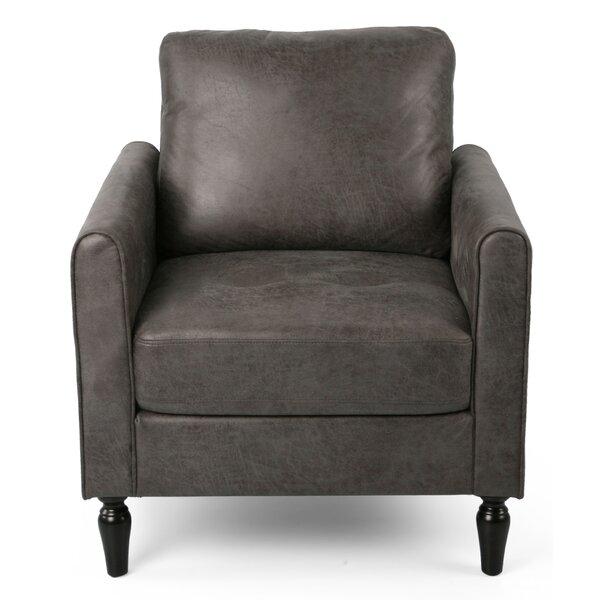 Gordonsville Contemporary Club Chair by Latitude Run
