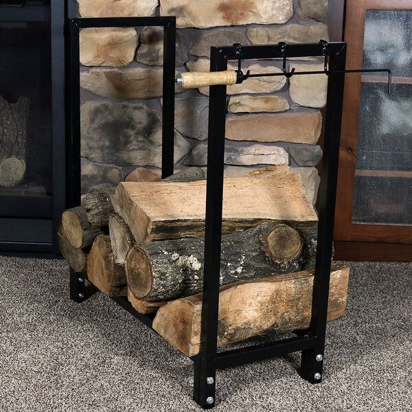 Log Rack By Wildon Home®