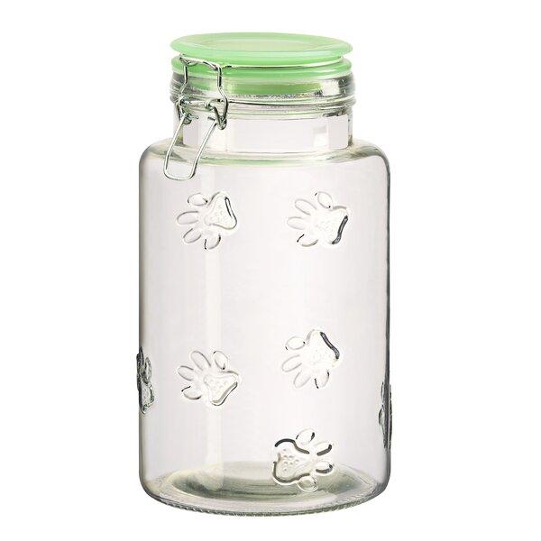 Hermetic Preserving Pet Treat Jar by Charlton Home