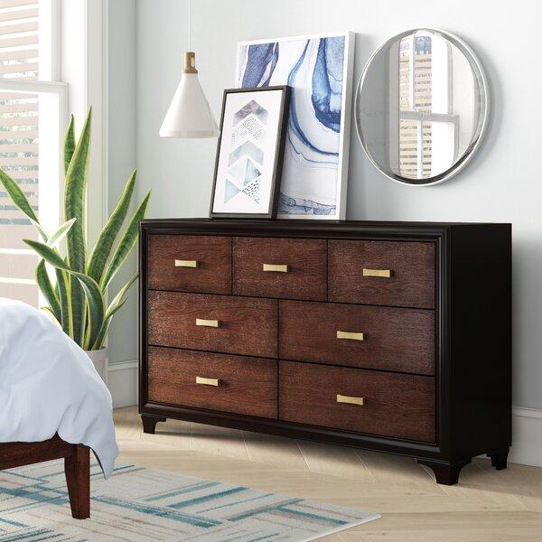 Gast 7 Drawer Dresser by Latitude Run