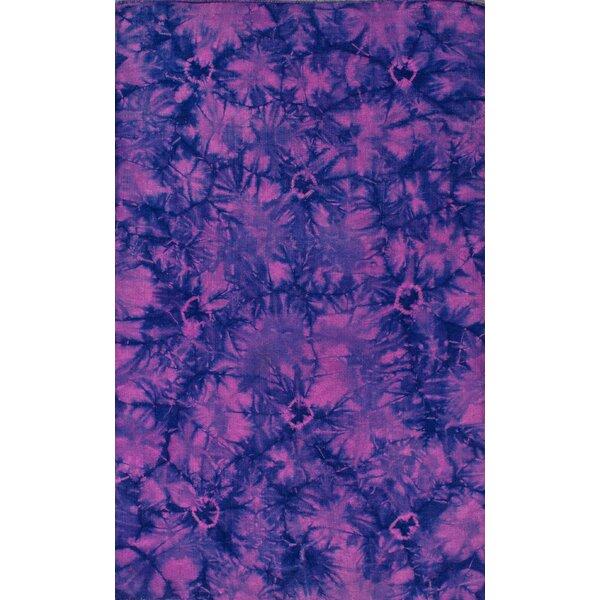 Couture Kilim Splash IV Pink Rug by nuLOOM