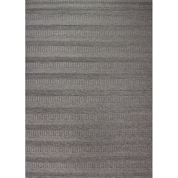 Moorer Brown Rug by Orren Ellis