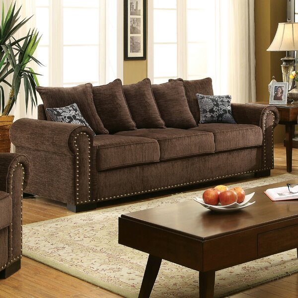 Explore The Wide Collection Of Gunilla Chenille Sofa by Darby Home Co by Darby Home Co