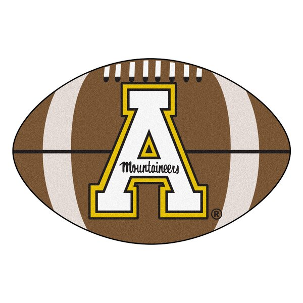 NCAA Appalachian State Football Doormat by FANMATS