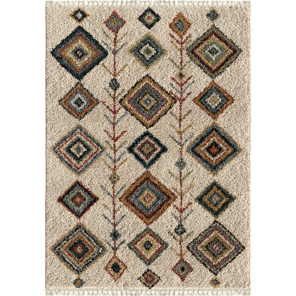 Danbury Ivory Area Rug by Foundry Select