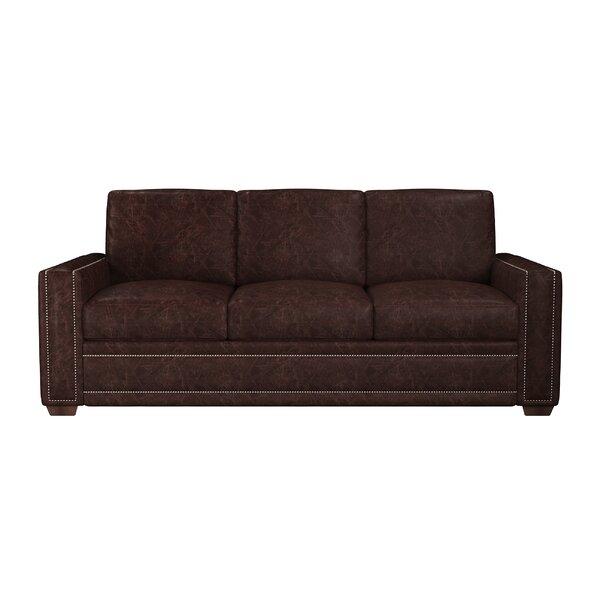 Dallas Leather Sofa By Westland And Birch