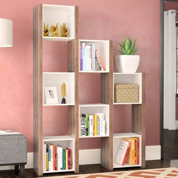Darnall Cube Unit Bookcase by Mercury Row