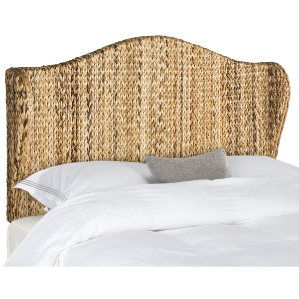 Farragut Wingback Headboard by Beachcrest Home