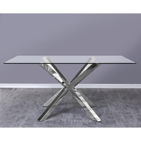 Tomita Dining Table by Wrought Studio Wrought Studio™