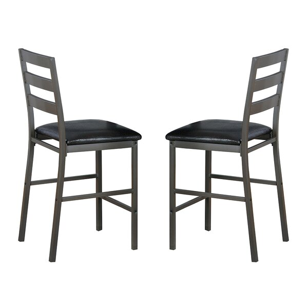 Cora Upholstered Dining Chair (Set of 4) by Latitude Run