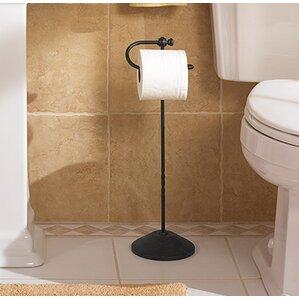 sienna free standing toilet paper holder - Bathroom Accessories Toilet Paper Holders