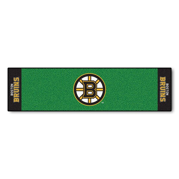 NHL - Boston Bruins Putting Green Doormat by FANMATS