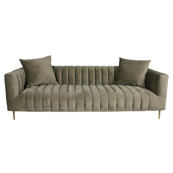 Get Premium Gleaves Sofa by Everly Quinn by Everly Quinn