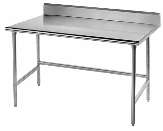 Prep Table By A-Line By Advance Tabco Herry Up