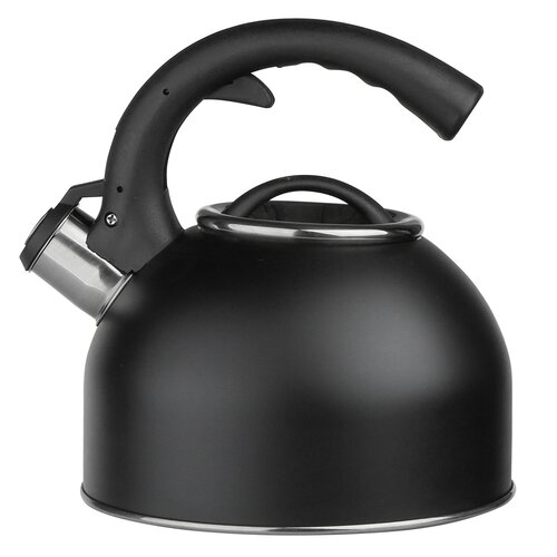 Matherne 2.7L Stainless Steel Whistling Stovetop Kettle Symp