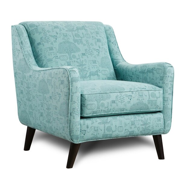 Sedillo Forest Armchair by Charlton Home