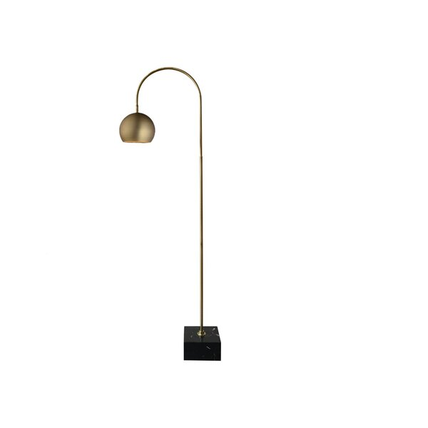 Antioch 64 Arched Floor Lamp by Corrigan Studio