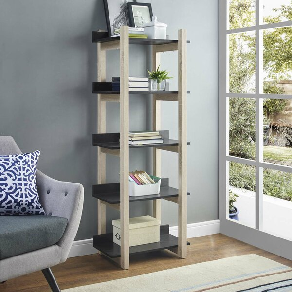 Rohde Etagere Bookcase by Wrought Studio