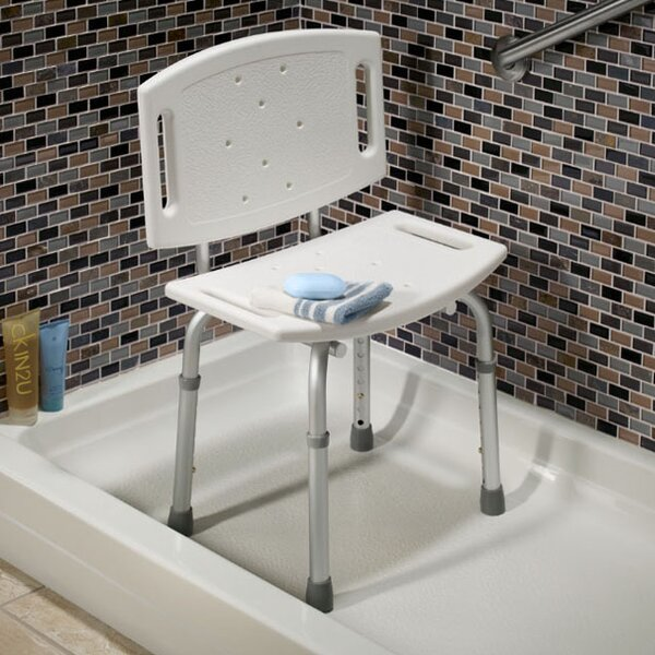 Tub and Shower Chair by Delta