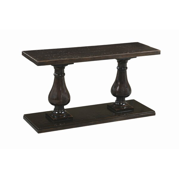 Bernhardt Brown Console Tables