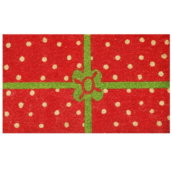 Christmas Package Doormat by Home & More