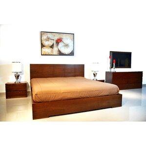 Salia Platform Configurable Bedroom Set by Orren Ellis