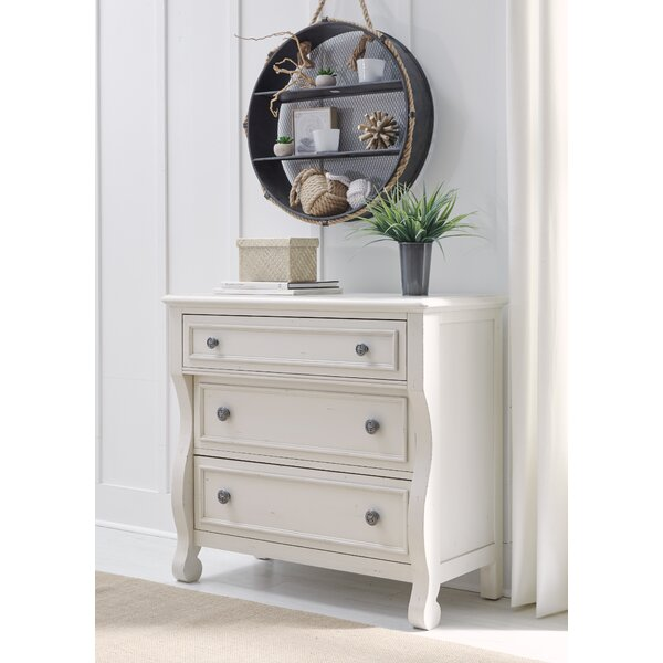 Frankel 3 Drawer Chest by Harriet Bee
