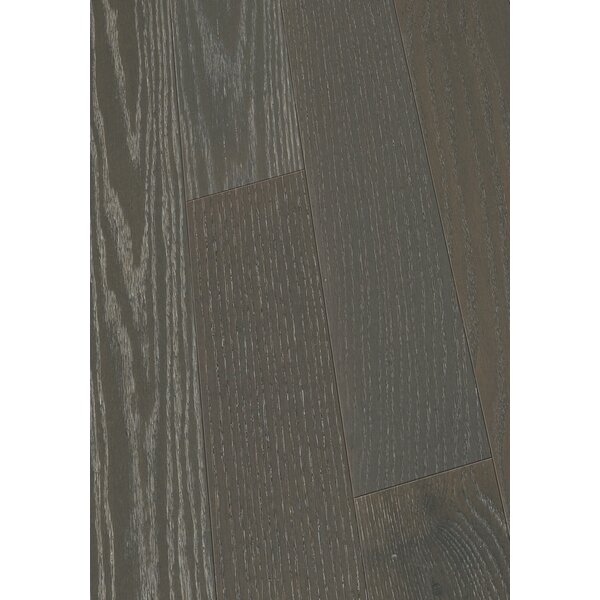 6 Engineered Oak Hardwood Flooring in Brushed Fog by Maritime Hardwood Floors