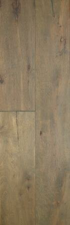 Los Olas 11-1/4 Rustic Engineered Oak Hardwood Flooring in Aged by Albero Valley