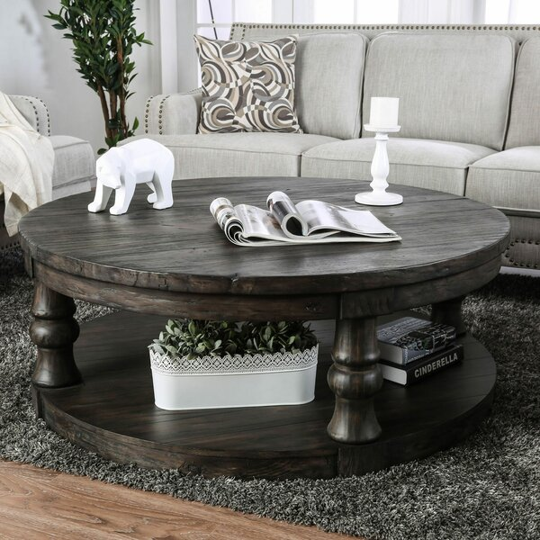 Canora Grey Round Coffee Tables
