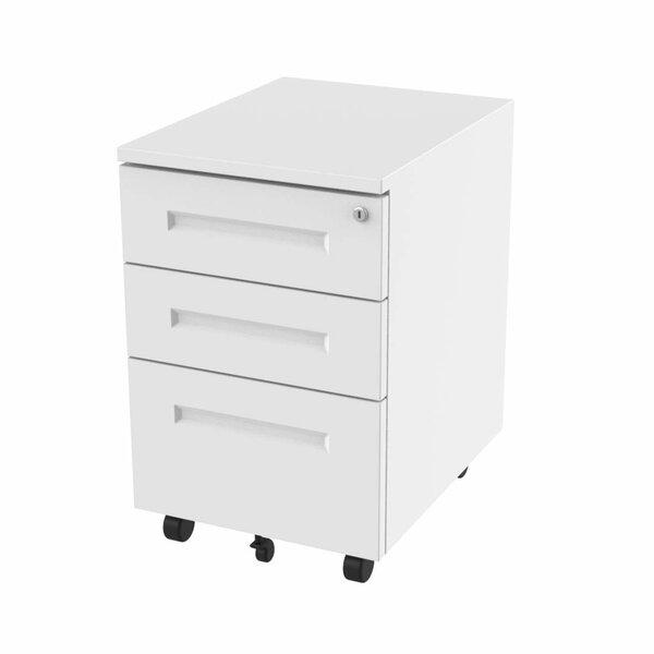 Radley 3-Drawer Vertical Filing Cabinet